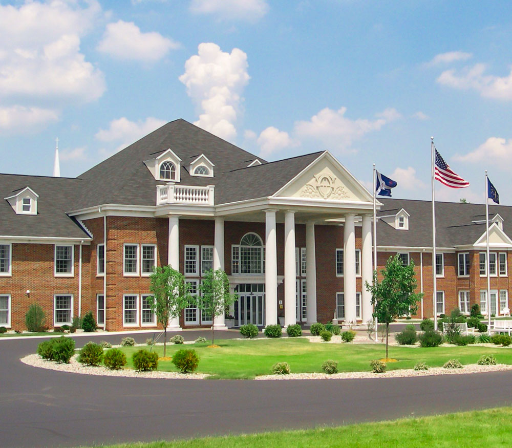 Towne House Retirement Community exterior