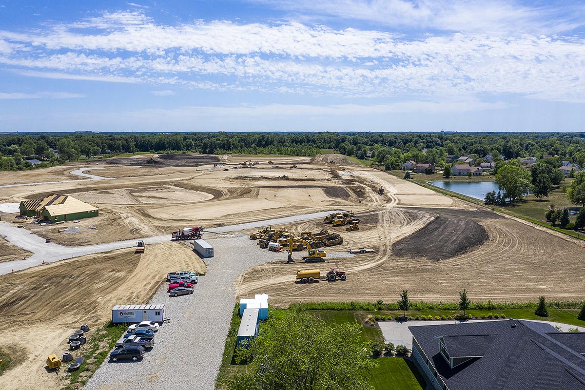 Prairie Landing Construction update 07/30/20 - 6