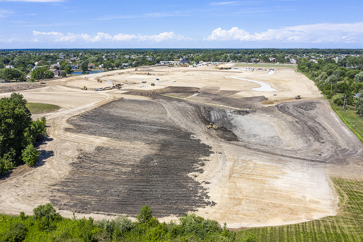 Prairie Landing Construction update 07/30/20 - 5