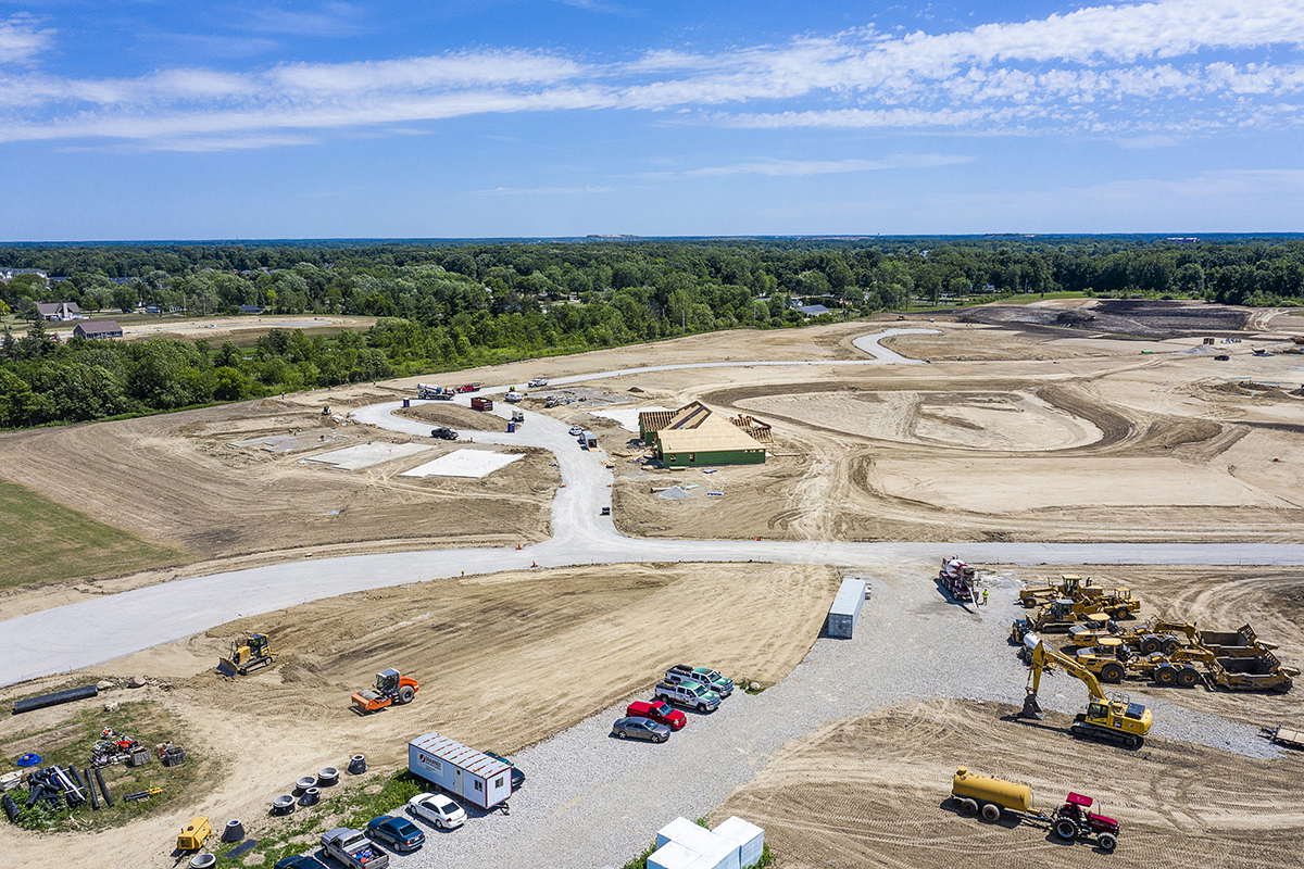 Prairie Landing Construction update 07/30/20 - 4