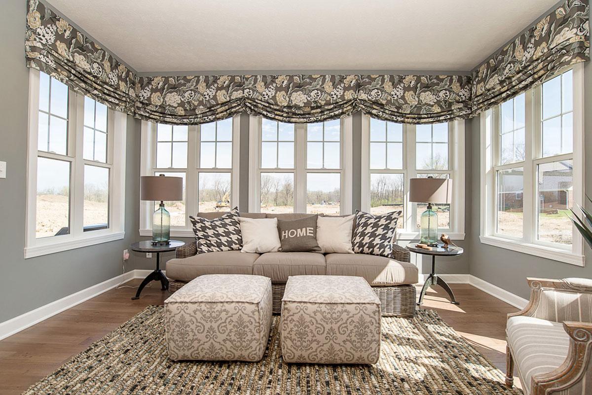 Oaks Living Room