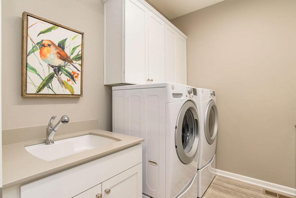 Oaks Laundry Room