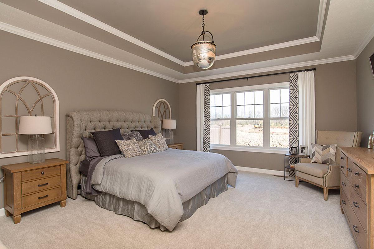 Oaks Master Bedroom